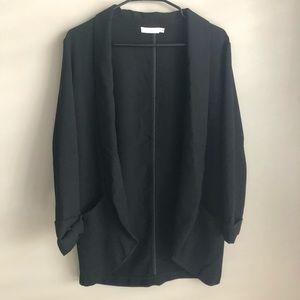 Jackets & Blazers - Black light weight blazer